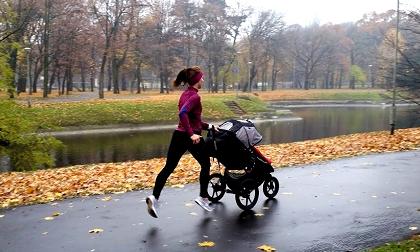 run with mum - bieganie z wozkiem