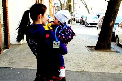 21 MIGAWEK z Półmaratonu Warszawskiego