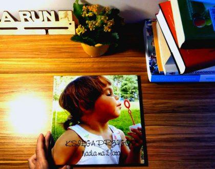 KSIĄŻKI LIPCA + moje 1sze drukowane dzieło :-)