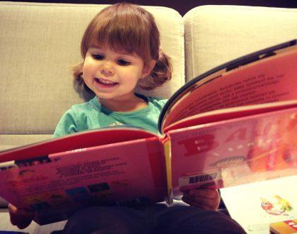 KSIĄŻKI LISTOPADA - co czytała mała, co czytałam ja?