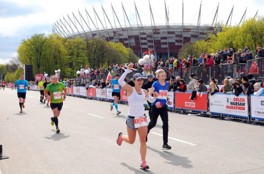 jak przebiec pierwszy maraton