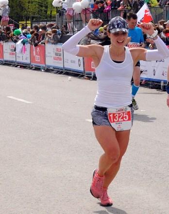 maraton finisz