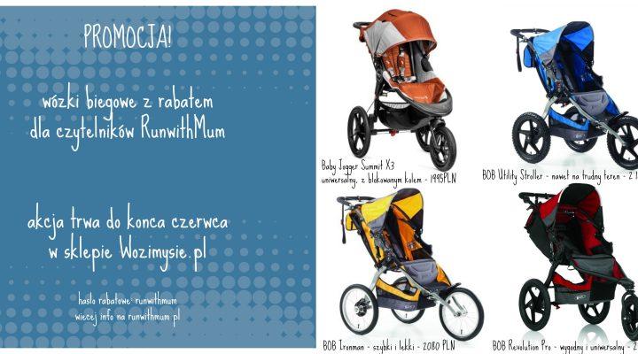 PROMOCJA na wózki z Wozimysie.pl (zakończona)