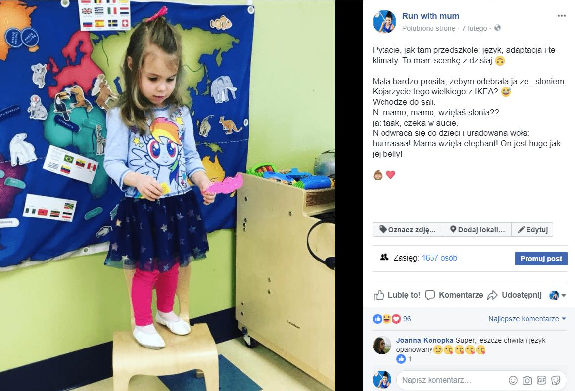 angielski w praktyce dzieci