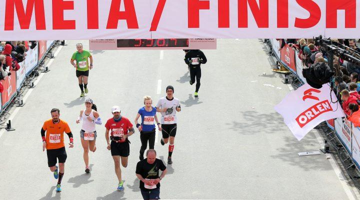 jak przebiec pierwszy maraton blog