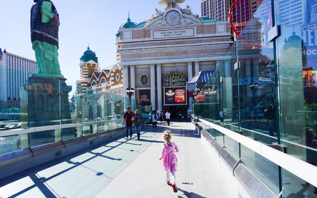 podroze po USA Las Vegas
