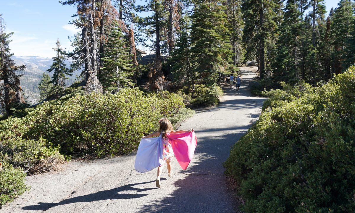 Yosemite podroze USA z dzieckiem