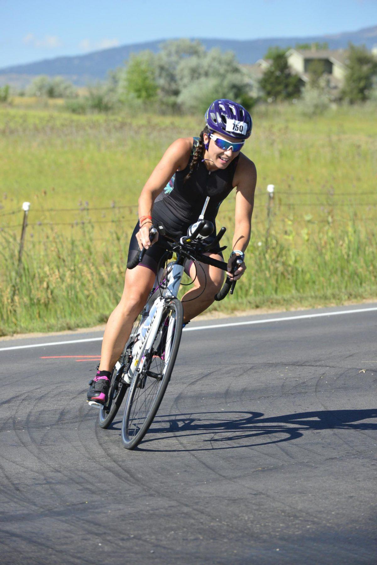 rower pierwszy ironman boulder usa