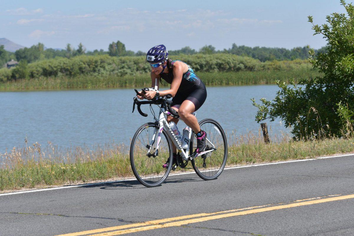 ironamn 70 3 pierwszy rower